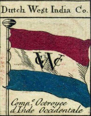 Vlag van de West-Indische Compagnie