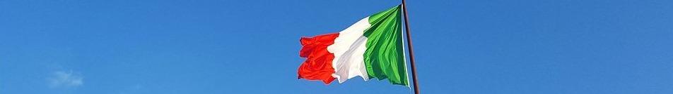 Geschiedenis van Italië - Italiaanse vlag (CC0 - Pixabay - mlproject)