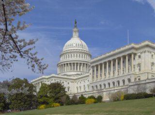 Het Capitool, zetel van het Amerikaans Congres