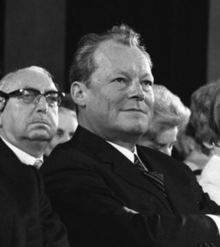 Willy Brandt in 1970