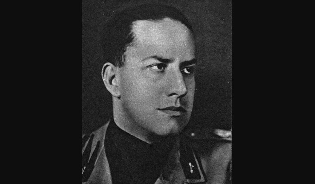 Galeazzo Ciano in 1939