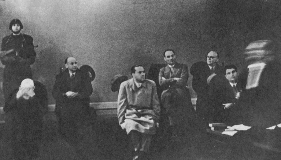 Proces tegen Galeazzo Ciano in Verona