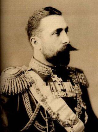 Alexander I van Bulgarije