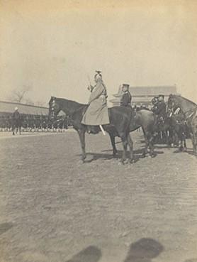 Alfred von Waldersee in China, 1900
