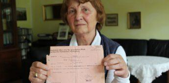 Joegoslavische baby werd ontvoerd voor Lebensborn-project