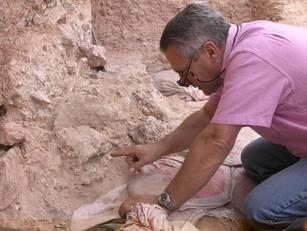 Jean-Jacques Hublin in Jebel Irhoud