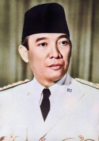 Soekarno in 1949