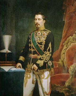 Alexander Jan Cuza, vorst van de verenigde vorstendommen Moldavië en Walachije, 1862-1866