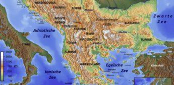 De Balkan en de neergang van het Ottomaanse imperium