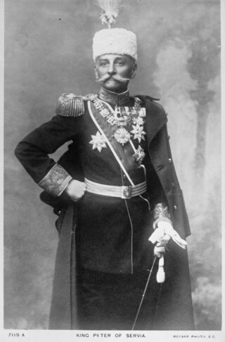 Peter Karadjordjević van Servië