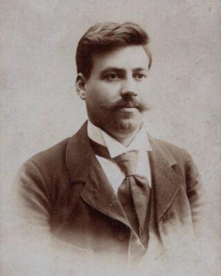 De Macedonische vrijheidsstrijder Goce Delčev