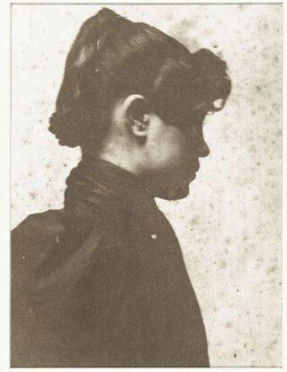 Geesje Kwak, model van George Hendrik Breitner