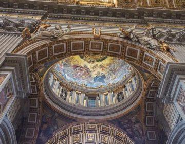 Ultramontanisme - Basiliek in Vaticaanstad