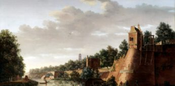 Het ommuurde Utrecht in de Middeleeuwen