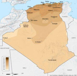 Frans-Algerije. Ontwikkeling 1830-1962
