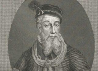 Portret van Maarten van Rossum - Jan Frederik Christiaan Reckleben