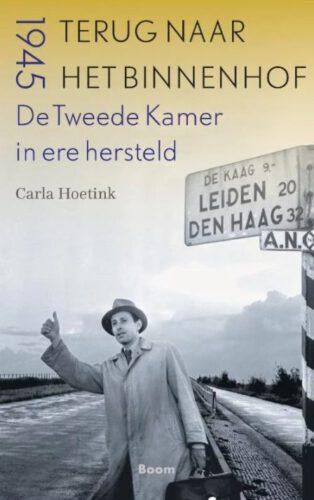 Terug naar het Binnenhof - Carla Hoetink