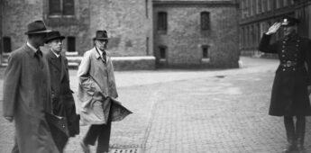 Terug naar het Binnenhof (1945)