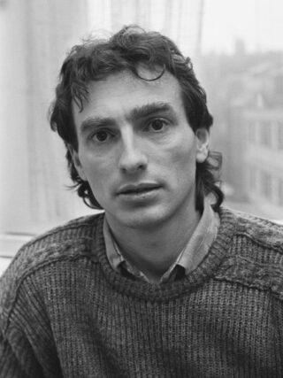 Paul Rosenmöller in 1987. Het eerste onafhankelijke Kamerlid voor GroenLinks. (CC0 - Rob Croes / Anefo - wiki)