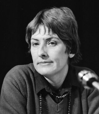 Ria Beckers in 1981