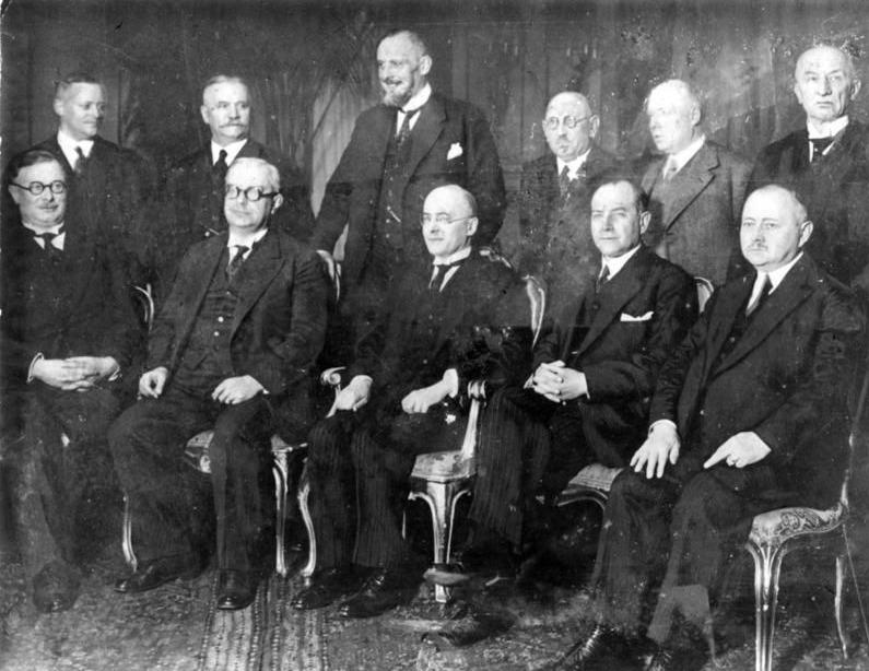Kabinet-Brüning I, maart 1930