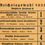 Ondergang van de Weimarrepubliek