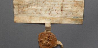 Tolprivilege uit 1275 – Eerste schriftelijke vermelding van Amsterdam
