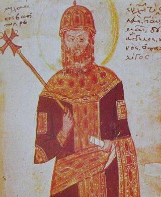 Keizer Michaël VIII Palaiologos