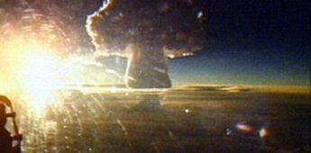 Tsar Bomba, de zwaarste kernbom (1961)