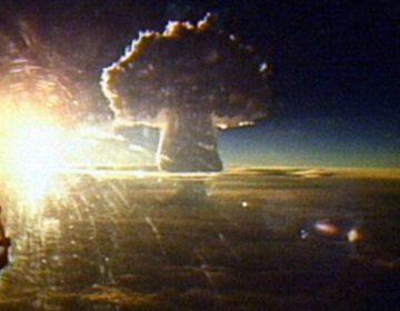 Tsar Bomba, de zwaarste kernbom