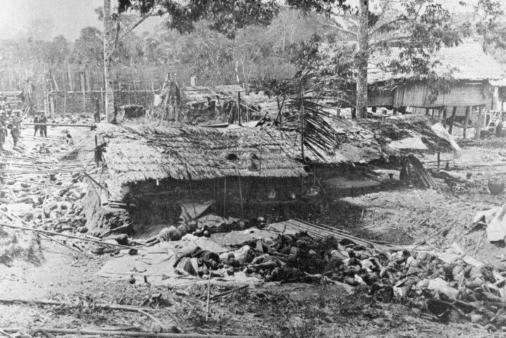Koetoh Reh, na de gevechten, 1904