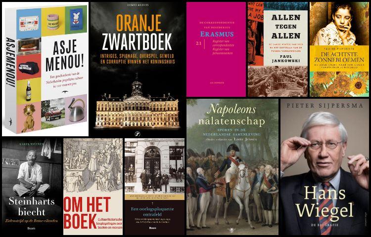geschiedenisboeken