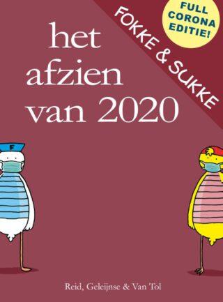 Fokke & Sukke – Het afzien van 2020