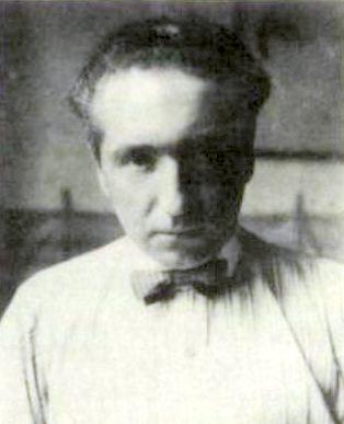 Wilhelm Reich, circa 1922