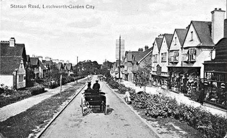Letchworth station road