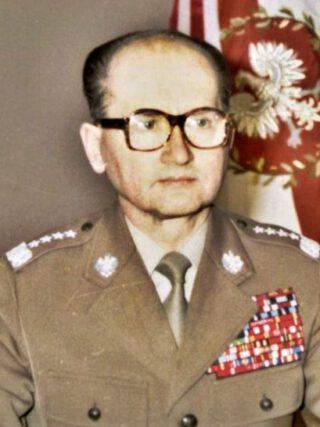 Jaruzelski in 1981