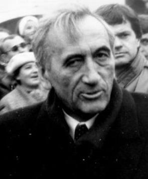 Tadeusz Mazowiecki in 1989