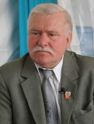 Lech Walesa in 2009