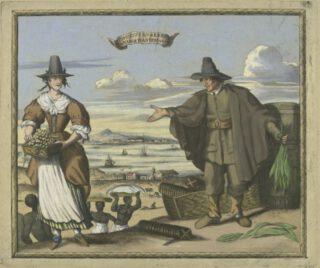 Engelse Quakers en tabaksplanters op Barbados, 1726