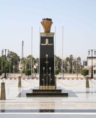 Graftombe van Anwar Sadat