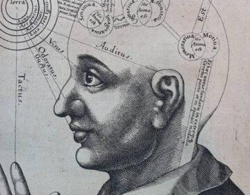 Gedigitaliseerde pagina uit de Bibliotheca Philosophica Hermetica