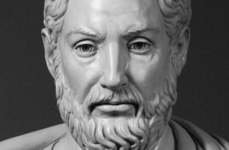 Clisthenes van Athene, vader van de Atheense democratie