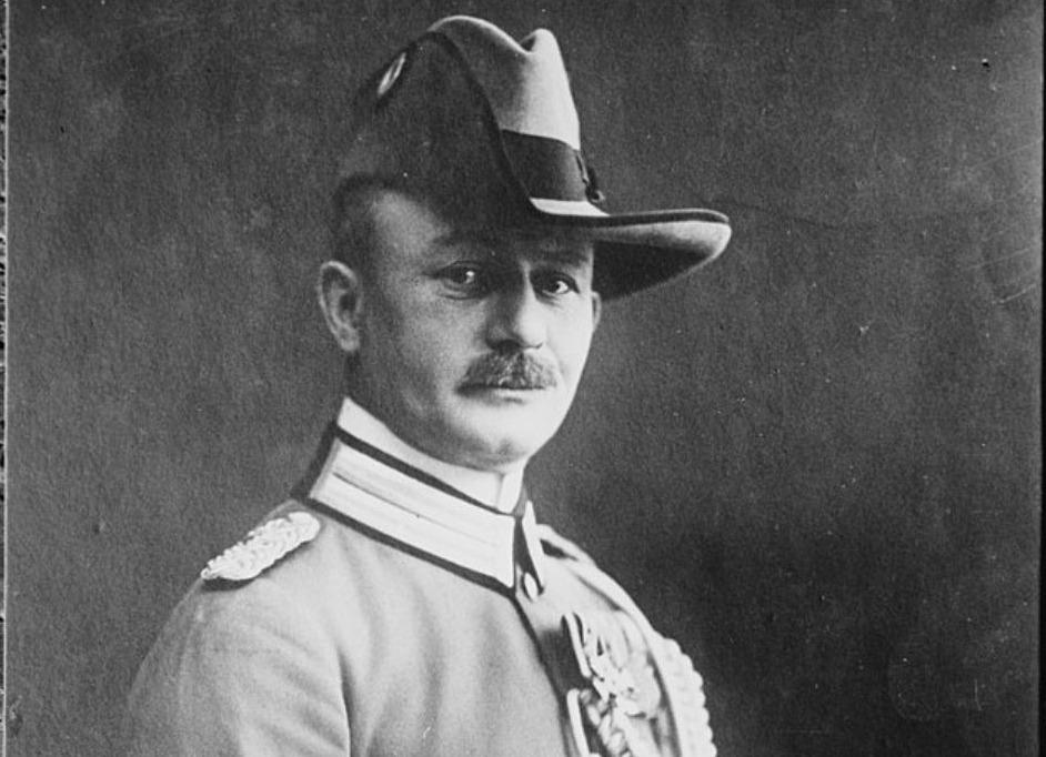 Generaal Paul von Lettow-Vorbeck