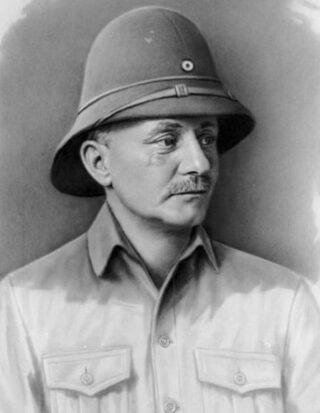 Lettow-Vorbeck tijdens de Eerste Wereldoorlog