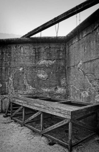 Kamp Breendonk - Galg, reconstructie