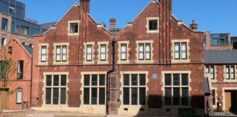 Toynbee Hall – Londense liefdadigheidsinstelling