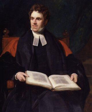 Thomas Arnold, 1840