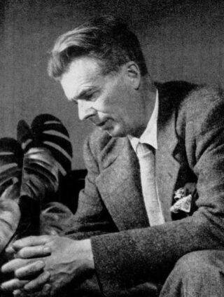 Aldous Huxley in 1954
