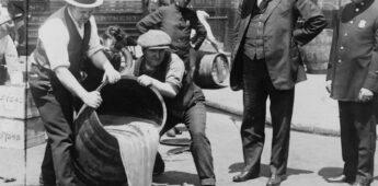 Drooglegging van Amerika (1920-1933)