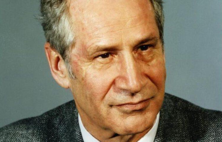 Duitse spion Markus Wolf
